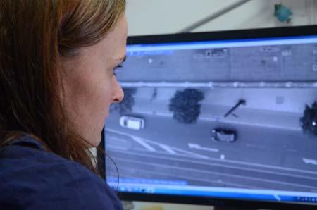 Galileo Kamerateam lässt sich die Veredelung von Luftbilddaten erklären.