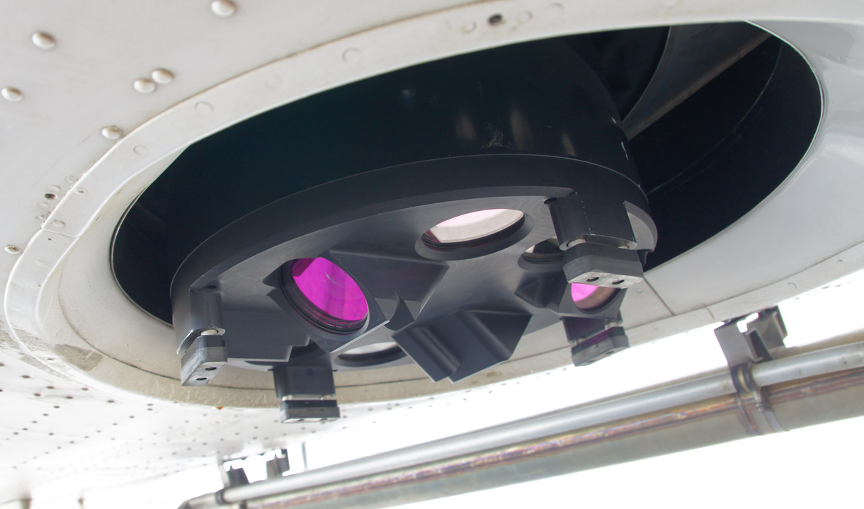 Kamerasystem Ultracam Osprey Prime